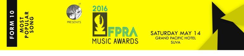 FPRAMAs 2016 Form 10