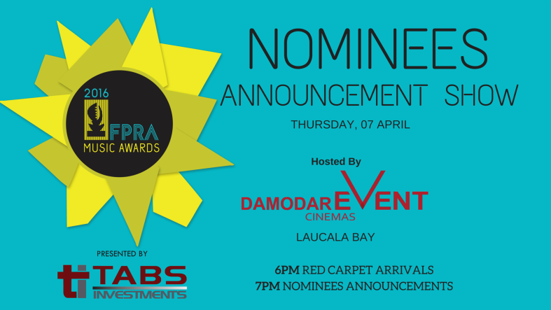 NOMINEES ANNOUNCEMENT SHOW